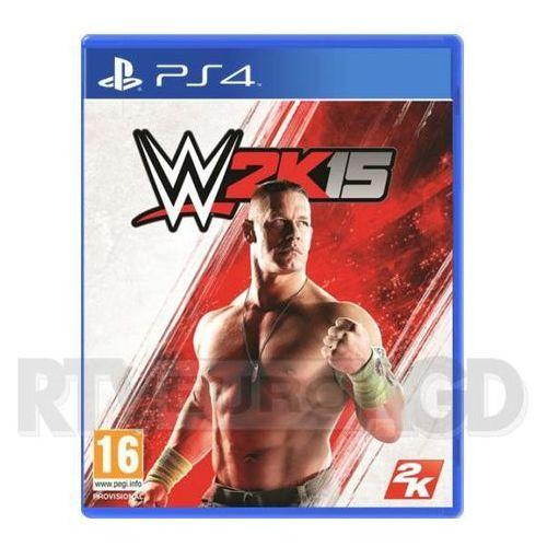 WWE 2K15 - produkt w magazynie - szybka wysyłka! (gra na konsole)