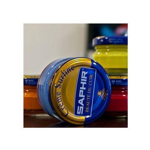 SAPHIR 55 - jasnoniebieski / pale blue krem do obuwia butów 50ml