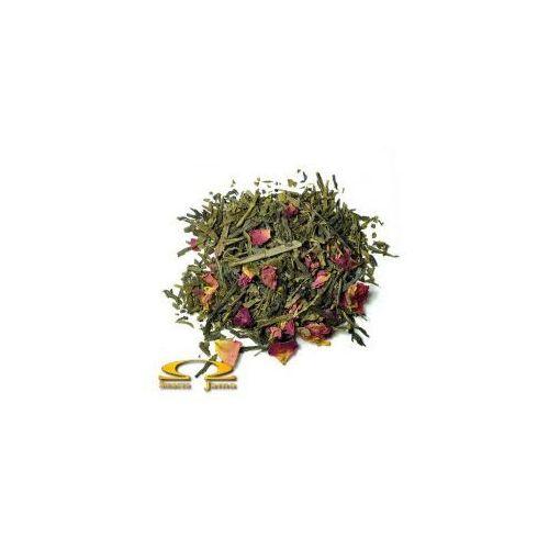 Herbata zielona sencha sakura 50g marki Na wagę