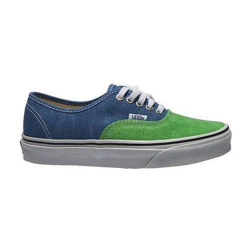 Buty Vans Authentic - Zielony ||Niebieski, kup u jednego z partnerów