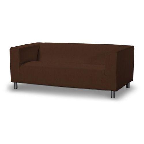 pokrowiec na sofę ektorp 2-osobową, rozkładaną stary model 705-01, sofa ektorp 2-osobowa rozkładana marki Dekoria