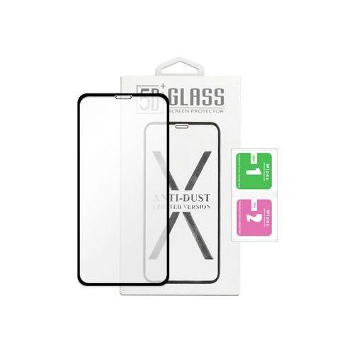 Apple iphone xs max - szkło hartowane 5d - czarne marki Etuo.pl - szkło