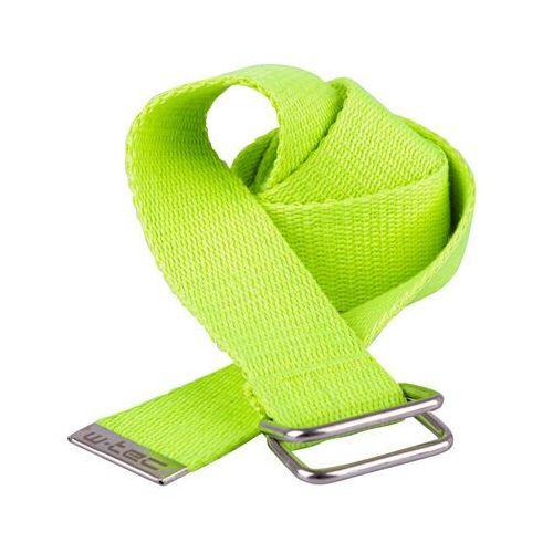 Pasek do spodni motocyklowych W-TEC Turvoo, 110 cm, Fluo zielony (8596084085368)