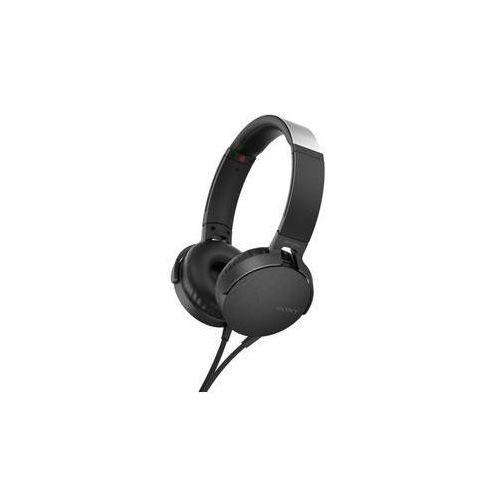 Sony Słuchawki mdr-xb550ap extra bass™ (mdrxb550apb.ce7) czarna