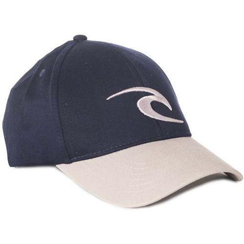 Czapka z daszkiem - icon snapback cap mood indigo (389) rozmiar: tu marki Rip curl