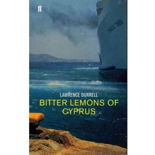 Bitter Lemons of Cyprus, Durrell, Lawrence