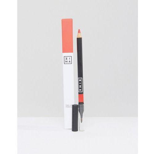 3ina  lip pencil with applicator - purple