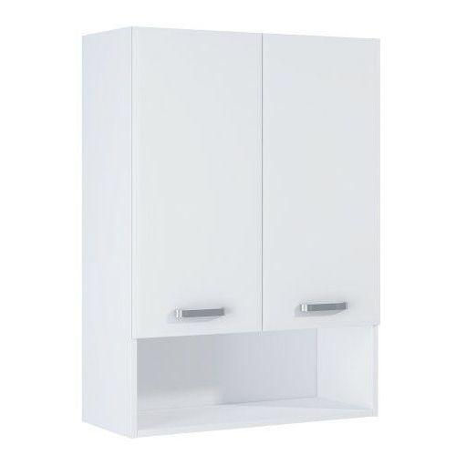 ELITA szafka wisząca Amigo 70 2D z otwartą półką, white 166744