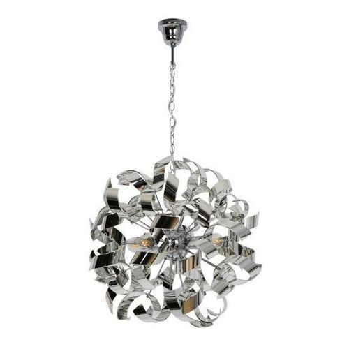 Lampa wisząca GoodHome Caladane 4-punktowa E14 chrom