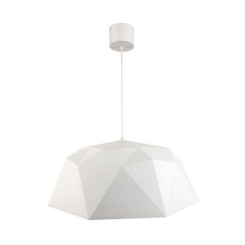 Orlicki design Iseo bianco s wisząca 40cm biały