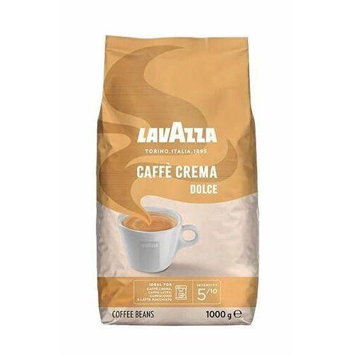 OKAZJA - Kawa ziarnista caffe crema dolce 1000g marki Lavazza