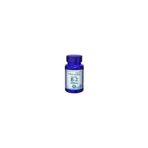 Puritan's Pride Vitamin B-2 100tabs