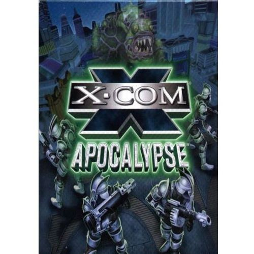 X-COM Apocalypse (PC)