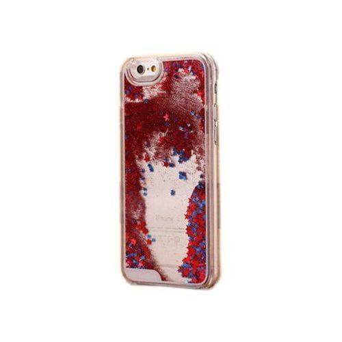 Obudowa MOBIO Stardust do Samsung Galaxy S6 czerwony, kup u jednego z partnerów