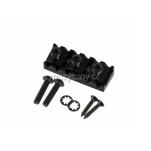 Floyd Rose Nut R3 (1 11/16″) blokada strun, czarna, (rozstaw 42,5 - 42,8 mm)
