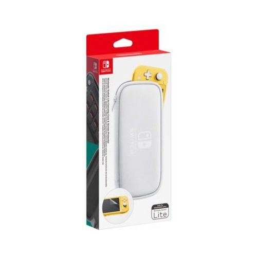Nintendo Etui carry case and screen protector do nintendo switch lite