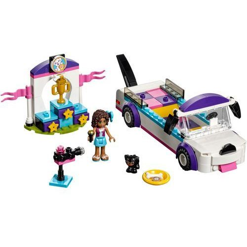 LEGO Friends, Parada piesków, 41301