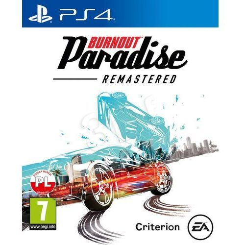 OKAZJA - Burnout Paradise HD Remaster (PS4)