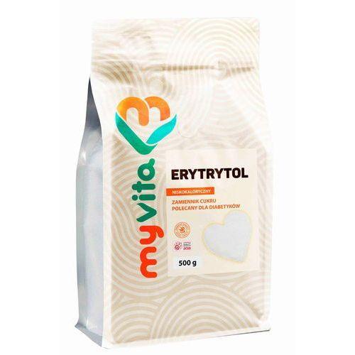 Proness myvita proness anita karwacka-rózga ul. nowodworska 17, 59-220 Erytrytol erytrol 500g myvita