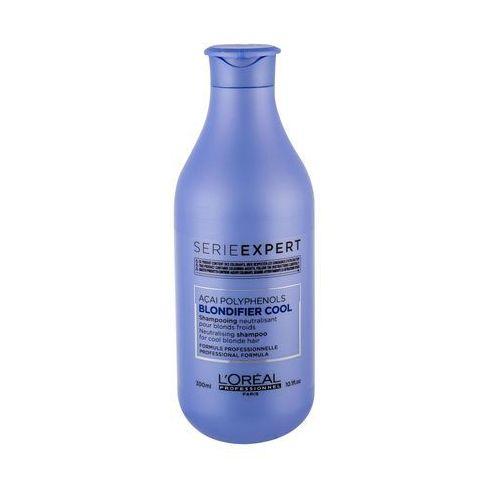 Loreal Blondifier Cool szampon ochładzający kolor włosów blond 300ml, LB7-E2741000