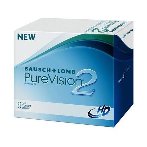 Bausch&Lomb Purevision 2 HD Nigh & Day - 6 sztuk w blistrach