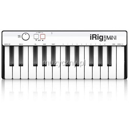 Ik multimedia  irig keys mini klawiatura sterująca