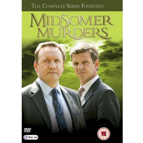 Midsomer murders - complete series 14, marki Acorn media