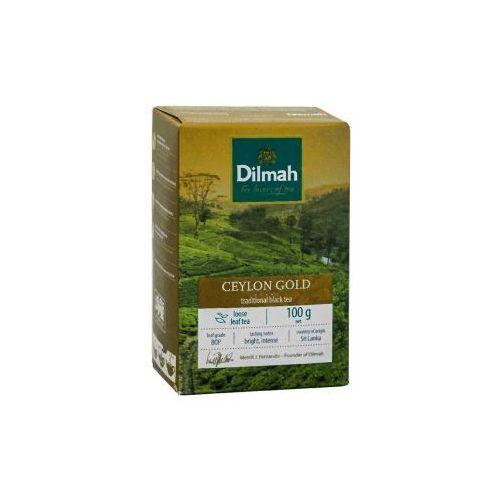 Dilmah Ceylon Gold 100 g liściasta