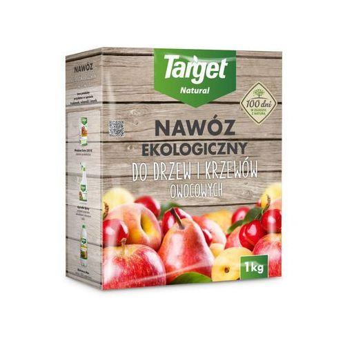 Target natural Nawóz do owoców ekologiczny 1 kg (5901875008427)