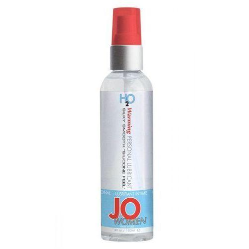 Żel rozgrzewający jo for women h2o 120ml | 100% dyskrecji | bezpieczne zakupy marki System jo