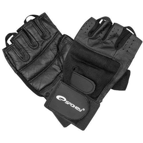 Rękawice fitness na siłownię toro r. l marki Spokey