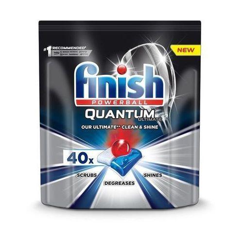 Tabletki do zmywarki FINISH Powerball Quantum Ultimate 40 regularne