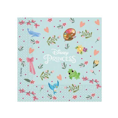 Procos Serwetki urodzinowe princess dream - księżniczka - 33 cm - 20 szt.