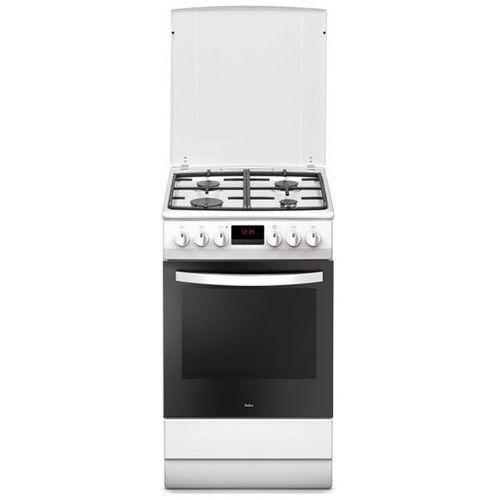 Amica 520GE3 33ZPTADPAQ, kuchnia gazowo elektryczna porównaj ceny i opinie  -> Kuchnia Gazowo Elektryczna Ceny