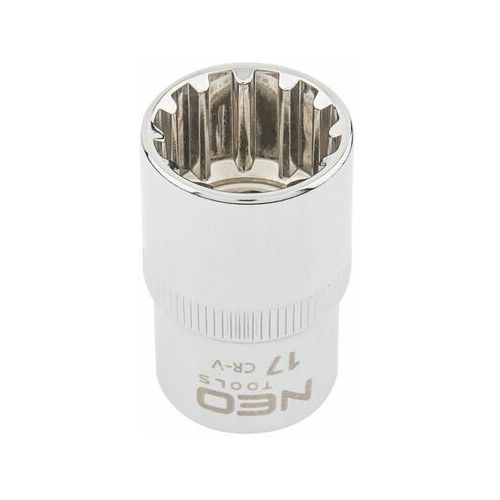 """Neo Nasadka spline 1/2"""", 17 mm 08-589 (5907558408355)"""