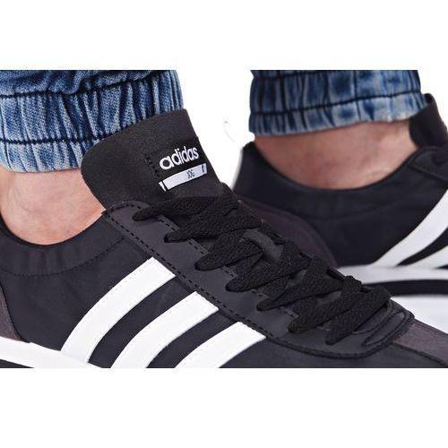 Buty vs jog bb9677 czarny, Adidas, 40 46 , Adidas