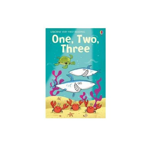 One, Two, Three Very First Reading Support Title (9781409522416)
