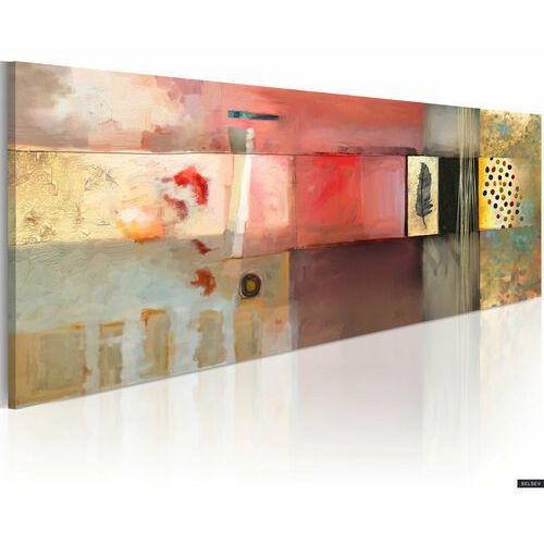 SELSEY Obraz - jesienna melancholia 120x40 cm