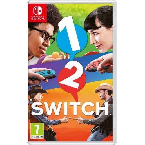 Gra switch 1 2 switch + darmowy transport! marki Nintendo