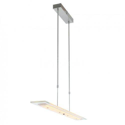 Steinhauer Plato Lampa Wisząca LED Stal nierdzewna, 1-punktowy, Czujnik ruchu - Nowoczesny - Obszar wewnętrzny - Plato - Czas dostawy: od 10-14 dni roboczych