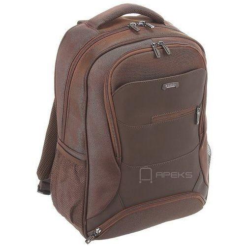 """Gabol Enzo plecak na laptopa 15,6"""" / brązowy, kolor brązowy"""