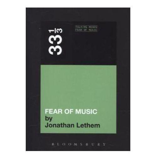 Talking Heads - Fear of Music (9781441121004)
