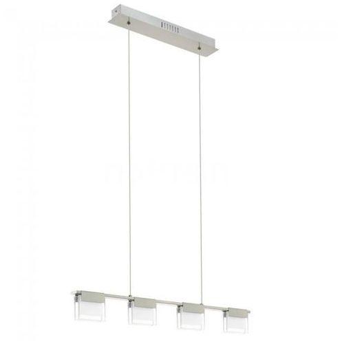 93731 - led lampa wisząca ze ściemniaczem clap 1 4xled/5,8w/230v marki Eglo