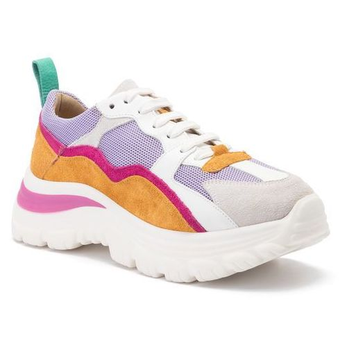 Sneakersy EVA MINGE - EM-11-05-000045 618, w 3 rozmiarach