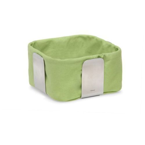 Blomus Desa - koszyk na pieczowo - mały - zielony - 10,5 x 19,5 x 19,5 cm