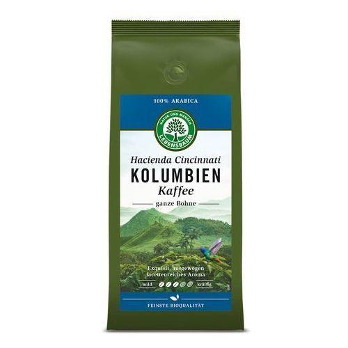 Lebensbaum (przyprawy, herbaty, kawy) Kawa ziarnista arabica kolumbia bio 250 g lebensbaum