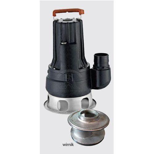 Pompa zatapialna BIG 2200 400V do wody brudnej i ścieków z podwójnym wirnikiem