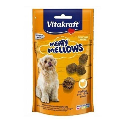 Vitakraft pies meaty mellows drób 120g (4008239309990)