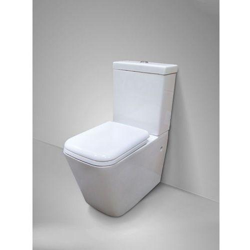 Kompakt wc  tringo + deska duro (msk-2208adu) marki Massi