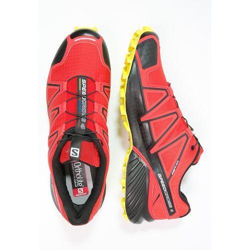 Salomon speedcross 4 obuwie do biegania szlak radiant red/black/corona yellow
